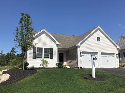 Plymouth MA Single Family Home New: $510,000