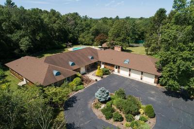 Seekonk MA Single Family Home New: $1,095,000