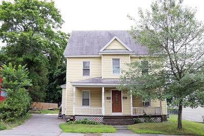 Methuen, Lowell, Haverhill Multi Family Home New: 644 Varnum Ave