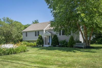 Scituate Single Family Home New: 28 Christopher Lane