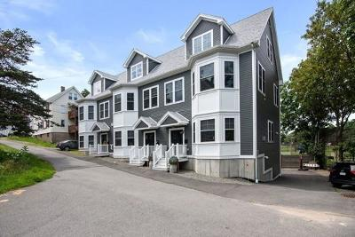 Boston Condo/Townhouse For Sale: 3 Payne St #3