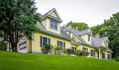 Sherborn Single Family Home For Sale: 92 Lake St