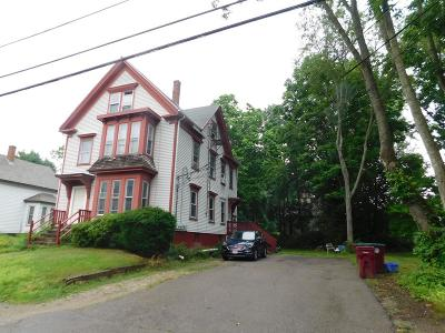 Middleboro Rental New: 5 Southwick St. #1