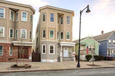 Boston Multi Family Home For Sale: 527 Bennington St