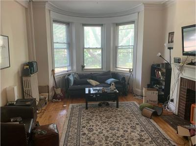 Brookline Rental New: 1489 Beacon #3