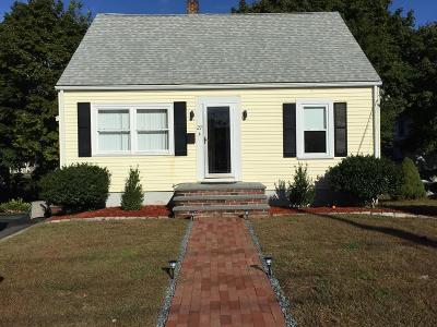 Braintree Single Family Home For Sale: 27 Saint Michael Rd