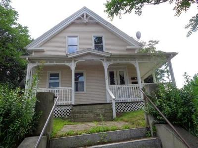Worcester Multi Family Home New: 12 Jackson St