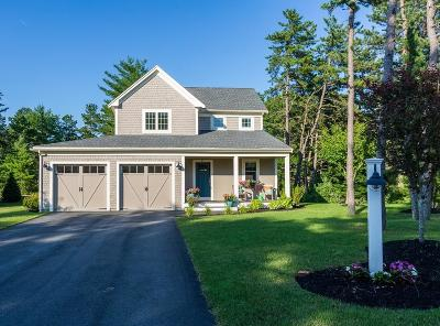 Plymouth Single Family Home New: 11 River Birch Way
