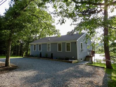 Falmouth Single Family Home For Sale: 67 Green Pond Rd