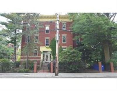 Brookline Rental New: 141 Longwood Ave #3