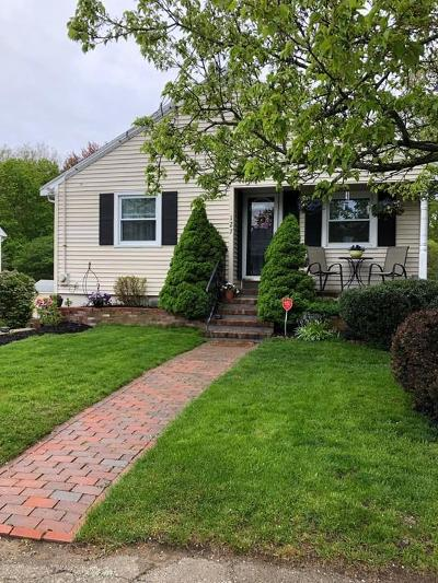 Rockland Single Family Home New: 127 Belmont St