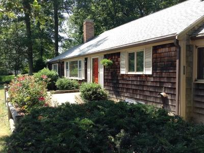 Hingham, Hull, Scituate, Norwell, Hanover, Marshfield, Pembroke, Duxbury, Kingston, Plympton Single Family Home New: 37 James Way