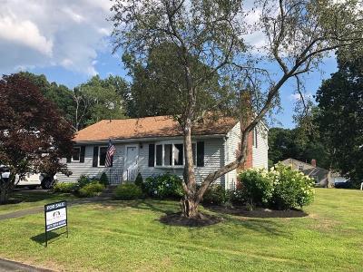 Cohasset, Weymouth, Braintree, Quincy, Milton, Holbrook, Randolph, Avon, Canton, Stoughton Single Family Home New: 36 Packard St