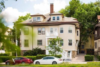 Boston Multi Family Home New: 624 Cambridge Street