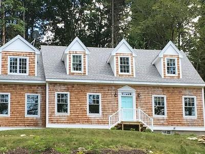 MA-Berkshire County Single Family Home For Sale: 333 Long Pond