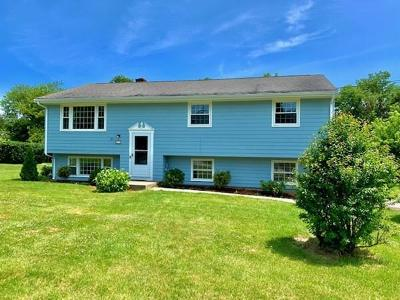 RI-Newport County Single Family Home For Sale: 66 Wilkey Ave