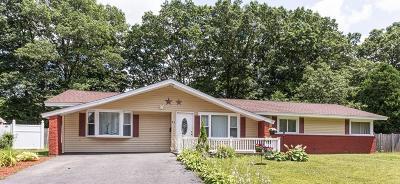 Rockland, Abington, Whitman, Brockton, Hanson, Halifax, East Bridgewater, West Bridgewater, Bridgewater, Middleboro Single Family Home New: 81 Norman Rd