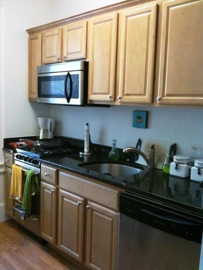 Brookline Rental Under Agreement: 674 Washington Street #3