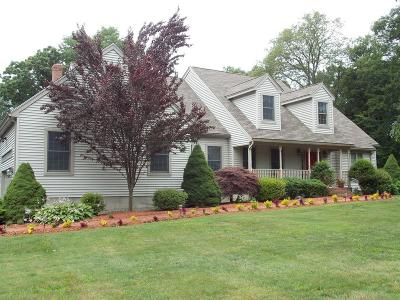 Sutton Single Family Home For Sale: 40 Armsby Road
