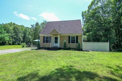 Auburn Single Family Home Under Agreement: 433 Leicester St