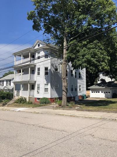 Attleboro Rental For Rent: 53-55 Jefferson Steet #2