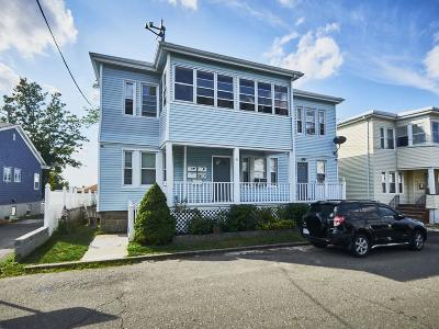 Revere Multi Family Home Under Agreement: 41 Francis Street