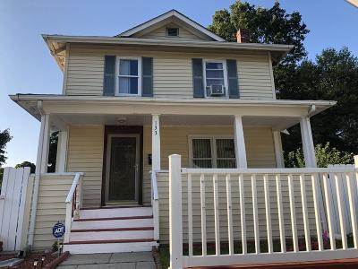 Rockland, Abington, Whitman, Brockton, Hanson, Halifax, East Bridgewater, West Bridgewater, Bridgewater, Middleboro Single Family Home New: 133 Packard