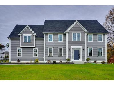 Northborough Single Family Home For Sale: Lot 2 East Main St