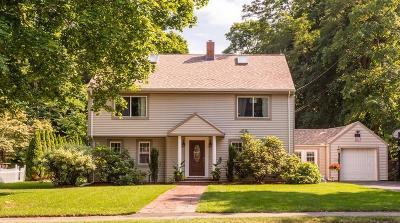Lynnfield Single Family Home For Sale: 861 Salem Street