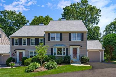 Natick Single Family Home Under Agreement: 34 Fairway Circle #34