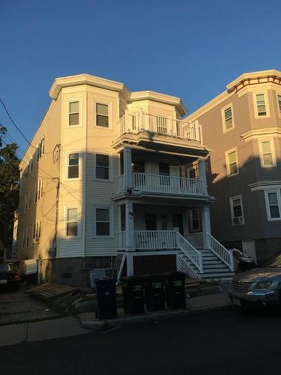 MA-Suffolk County Multi Family Home For Sale: 40 Train Street