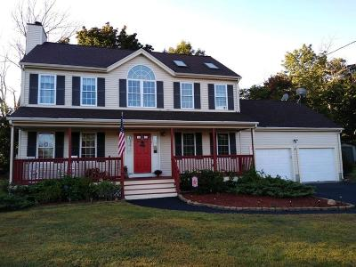 Attleboro Single Family Home For Sale: 3 Barbara Lane