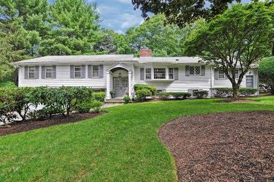 Weston Single Family Home For Sale: 44 Sherburn Circle