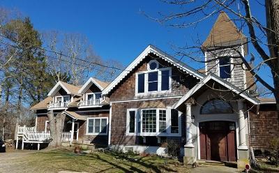 Wareham Single Family Home New: 16 Depot