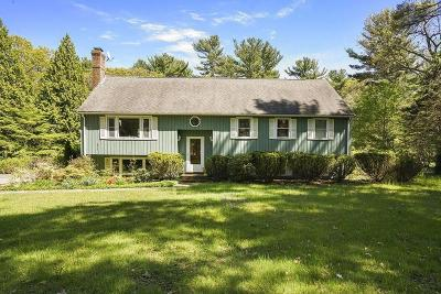 Hingham, Hull, Scituate, Norwell, Hanover, Marshfield, Pembroke, Duxbury, Kingston, Plympton Single Family Home New: 689 Tremont Street