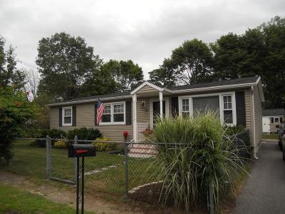 Rockland, Abington, Whitman, Brockton, Hanson, Halifax, East Bridgewater, West Bridgewater, Bridgewater, Middleboro Single Family Home New: 6 Newton Ave