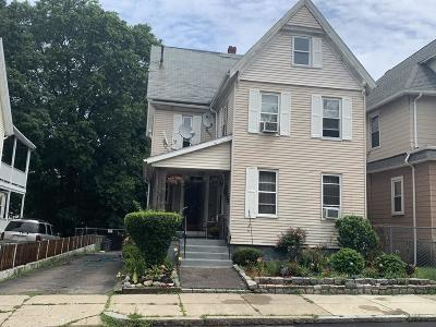 Boston Single Family Home For Sale: 28 Stanton St
