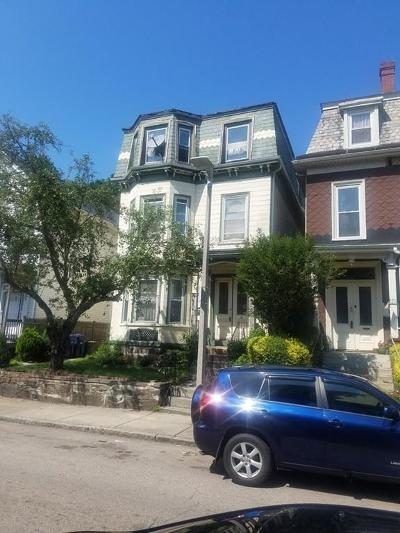 Multi Family Home For Sale: 8 Woodbine St