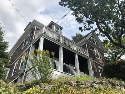 Malden Multi Family Home For Sale: 1 Kernwood St