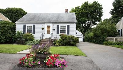 Peabody Single Family Home Under Agreement: 29 Longview Way