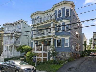 Boston Condo/Townhouse Price Changed: 16 Thelma Rd #3