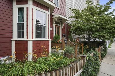 Boston Single Family Home Under Agreement: 21-23 Sagamore Street