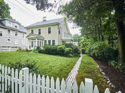 Arlington Condo/Townhouse For Sale: 119 Appleton St #119