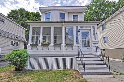Watertown Single Family Home For Sale: 44 Gilbert