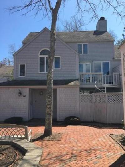 Mashpee Condo/Townhouse For Sale: 100 Mid Iron Way #7001