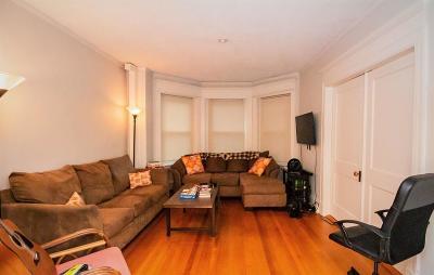 Brookline Rental For Rent: 805 Washington St #3