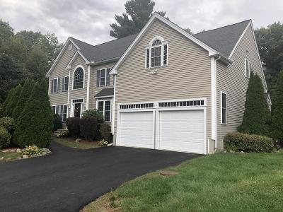 Natick Single Family Home For Sale: 466 Commonwealth Road