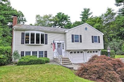 Plainville Single Family Home Contingent: 6 Garrison Dr