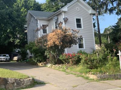 Braintree Condo/Townhouse For Sale: 125 Allen St #A