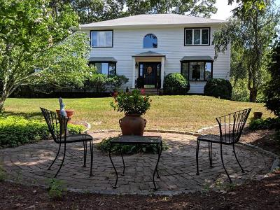 Sharon Single Family Home For Sale: 136 Hampton Road